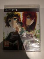 steins gate neuf ps3 ps 3 playstation 3