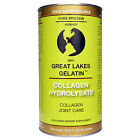 GREAT LAKES - GREAT LAKES BEEF GELATIN - COLLAGEN HYDROLYSATE 454G