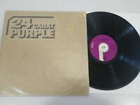 "DEEP PURPLE 24 Carat Purple Emi 1975 Spain Edition - LP 12 "" vinyl G VG"