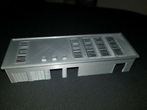 1:400 Airport fire station for Gemini Jets, Herpa, phoenix