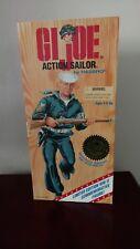 "Hasbro G.I. Joe 12"" WWII Commemorative Action Sailor NEW IN BOX FACTORY SEALED"