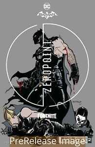BATMAN FORTNITE ZERO POINT (2021 DC) #2 PREMIUM VARIANT B PRESALE-05/04