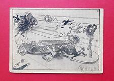 Künstler AK AUTOCLUB RCS 1947 Automobil Unfall   ( 37931