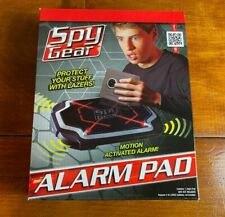 Spy Gear Infrared Motion Activated Alarm Pad
