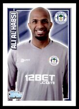 Topps Premier League 2013 - Ali Al Habsi Wigan No. 338