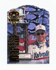 Mark Martin 1996 96 Wheels Viper Copperhead Die Cut Parallel Insert Card #37 DC