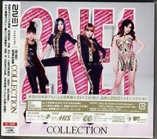 2NE1-COLLECTION-JAPAN CD 2DVD PHOTO BOOKLET TYPE A N70