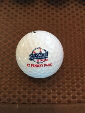 LOGO GOLF BALL-MLB..BOSTON RED SOX.......BASEBALL TAVERN AT FENWAY PARK