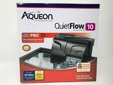 Aqueon QuietFlow LED PRO Aquarium Power Filters