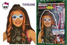 Monster High SKELITA CALAVERAS Fashion Dress Up CHILD WIG Halloween Costume Hair