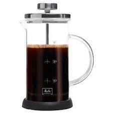 MELITTA FRANCESE STAMPA CLASSICA 3 COPPA CALORE RESISTENTE CAFFÈ IN VETRO