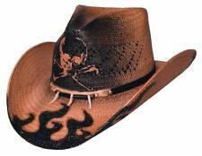 Bullhide Hats Dangerous Straw Western Cowboy Hat 2533 XL f9d373d09828