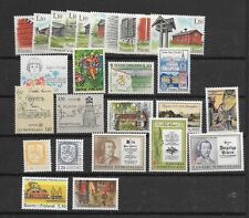 1979 MNH Finland year complete according to Michel system