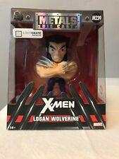 X-Men Logan Wolverine Metals Die Cast Figure M239 - Loot Crate Exclusive