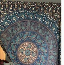 Urban Outfitters Tapestry Shower Curtain