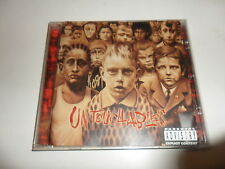 Cd  Korn  ‎– Untouchables