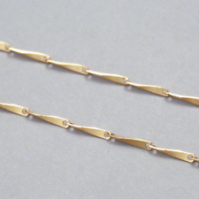 Real Classic 925 Sterling Silver Rose Gold plated Chain Necklace Jewelry Italy