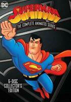 SUPERMAN: THE COMPLETE ANIMATED SERIES USED - VERY GOOD DVD
