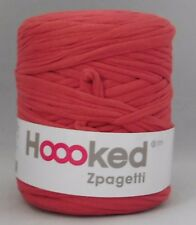 Hoooked Zpagetti Recycled T-shirt Yarn 120m Crochet Knitting - Red Shade