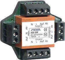 D 409 SR Peha Mehrfachsteuerrelais für Rollladenmotor 919293