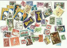 Hungary postage stamps, used x 49 (Batch 7)
