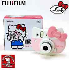 40th Instax Mini Hello Kitty x Fujifilm Polaroid Instant Camera Sanrio Limited