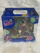 Authentic LPS Littlest Pet Shop Lot 1879 1880 1881 Petriplets Horse Triplets NIB