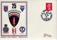 Fancy Cancel Military, War British Event Stamp Covers