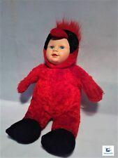 Sugar Loaf Kostume Kids Doll As Cardinal Plush