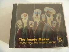 THE IMAGE MAKER BOBA BO BA RARE LIBRARY SOUNDS MUSIC BOSWORTH CD