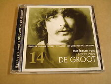 CD HET LAATSTE NIEUWS CD-COLLECTIE N° 14 / HET BESTE VAN BOUDEWIJN DE GROOT