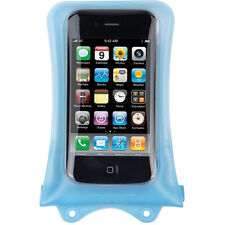 DicaPac WP-i10 Waterproof Case for iPhone 2G, 3G, 3Gs, 4, 4S, 5S (Blue) NEW