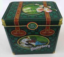 Underberg Dose Sammler edition 2003 Blechdose Collection