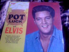 Elvis Pot Luck with Elvis LP RARE SEALED OOP