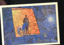 MOEBIUS Jean Giraud 7/2 Licorne carte postale cp postcard cartolina postkaart