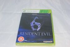 Resident Evil 6 PAL Europe Brand New Factory Sealed Xbox 360