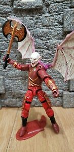 Boss fight studios vitruvian hacks Custom Vampire Lord MAFC Vorgun 1:18 figure