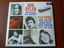 Bob Dylan And The New Folk Movement -2x  LP NEW-OVP + J.Collins, J. Baez,Gibson