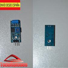 Sensor de vibración SW-420 para Arduino sensor de movimiento para circuitos pic