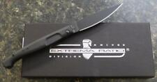 NEW Extrema Ratio Resolza S Folding Linerlock Knife w/ Black Bohler N690 Blade