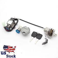 US CNC 5plugs IgnitionSwitch Lock W/Key For Taotao Eagle ATM50 A/A1 Scooter Mope