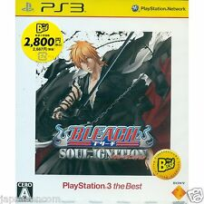 Used PS3  Bleach: Soul Ignition SONY PLAYSTATION 3 JAPAN JAPANESE IMPORT