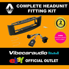 CTKRT02 Renault Scenic 1995-2002 Car Stereo Facia Complete Fitting Kit