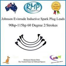 1 X Johnson Evinrude Inductive Spark Plug Lead Kit 90hp-115hp 931-4922kit