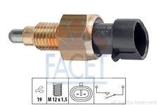 Schalter, Rückfahrleuchte Made in Italy - OE Equivalent FACET 7.6073