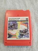 Moody Blues - Days of Future Passed - 8 Track Tape