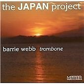 Japan Project, The - Music for Solo Trombone (Webb) CD NEW