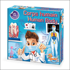 Science et vie - Le corps humain (human body) - BUKI France