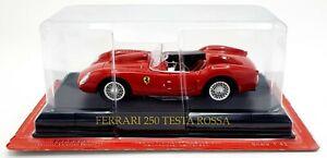 EBOND Modellino Ferrari 250 Testa Rossa - Die cast - 1:43 - 0087.
