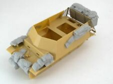 RE35-481, Stowage set for Marder II D, PANZERART, SCALE 1/35